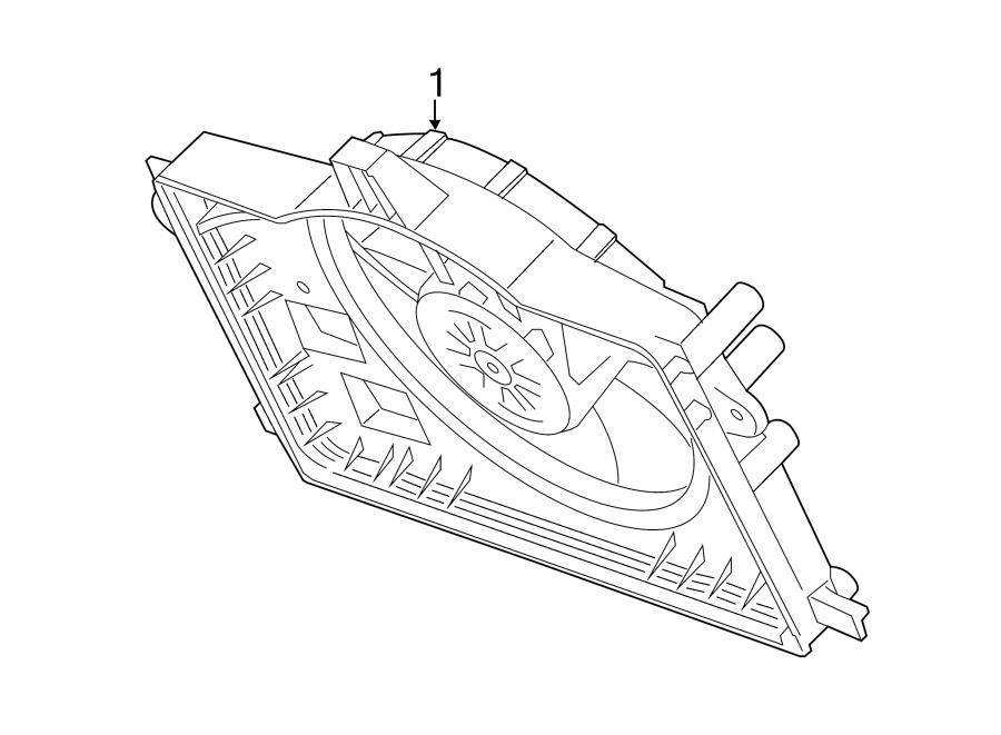 Diagram  C5 Corvette Parts Diagram Radiator Removal Full