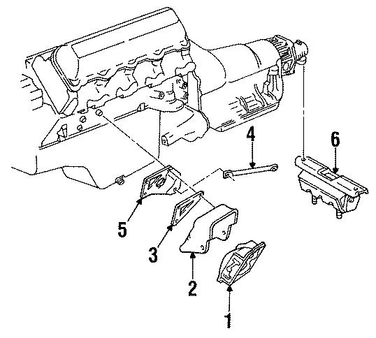 1990 Chevrolet K1500 Engine Diagram