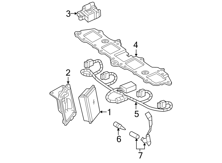 Chevrolet Silverado 3500 Hd Wire Kit
