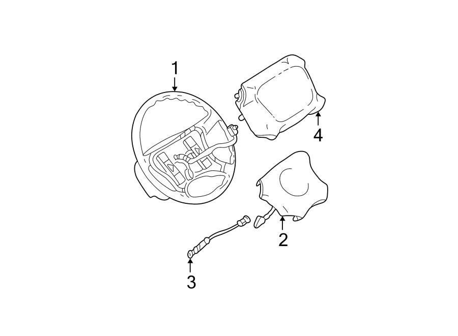 Gmc C1500 Horn Actuator Pad  Gmc  Gmc  Sport Wheel
