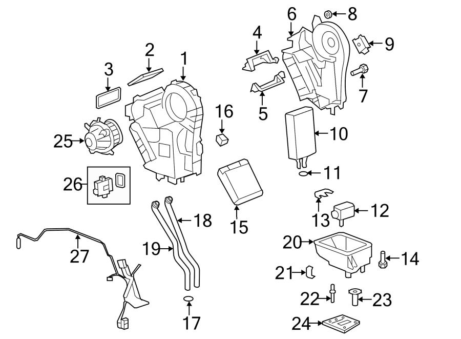 15232222 general motors hvac system wiring harness rear. Black Bedroom Furniture Sets. Home Design Ideas