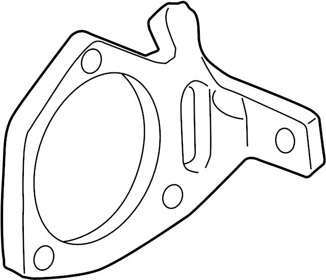 pontiac montana sv6 abs sensor bracket  abs sensor wire