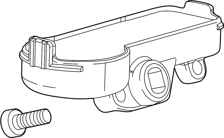 chevrolet volt sensor  pressure  tire  monitoring system  tpms  valve stem  sensor used