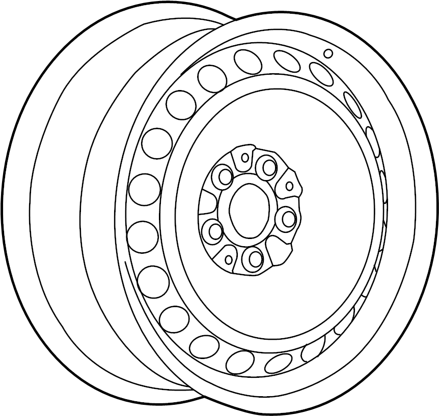 Cadillac Spare Tire Covers