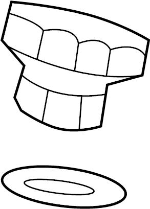 Engine Oil Filter Cap