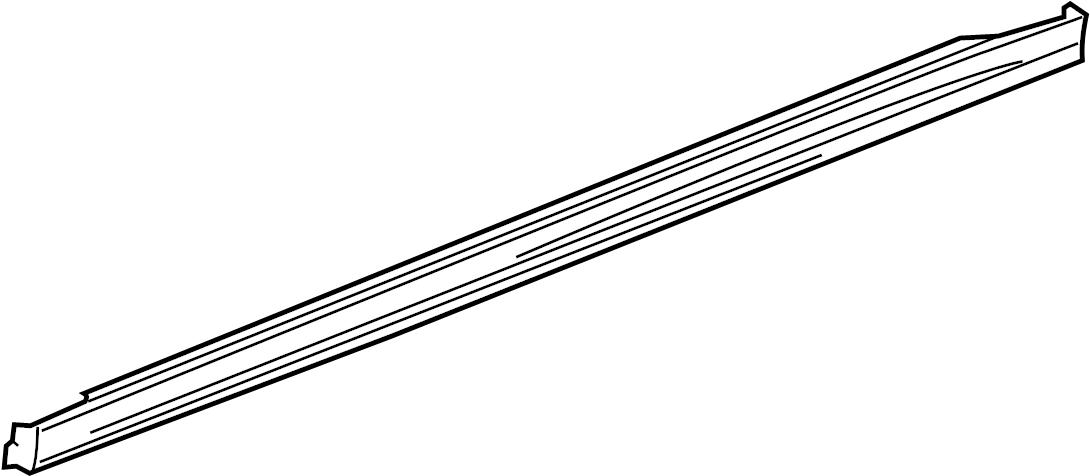 chevrolet malibu rocker panel guard  wagon  lt  wagon  lt  ltz  u0026 ss