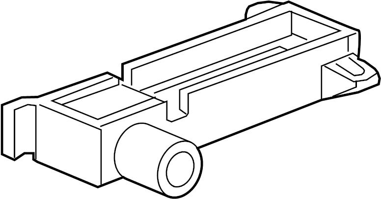 2012 chevrolet cruze antenna  buick  cadillac  chevrolet