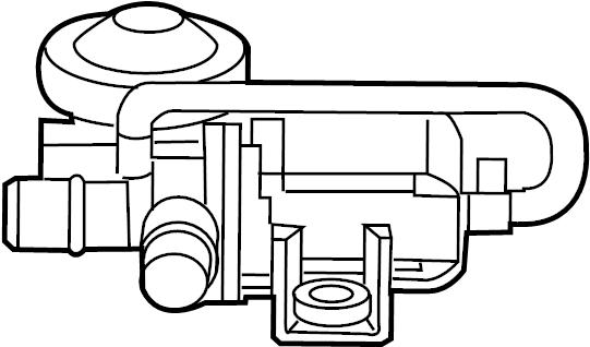 chevrolet traverse valve assembly