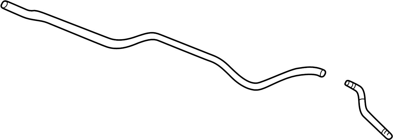 15857667 - pontiac hose assembly