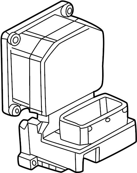 2003 pontiac aztek control module  module  2wd  w  traction cntrl  aztek  2wd  w  traction