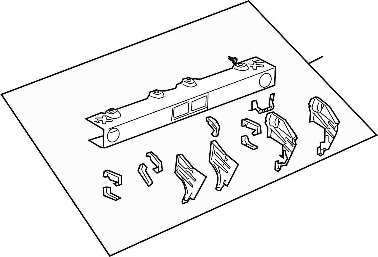 2003 aztek cooling fan wiring diagram