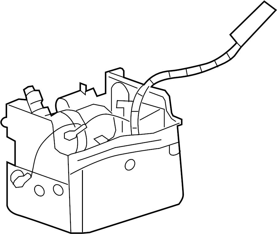22941806 Chevrolet Compressor Ext Control Magneride
