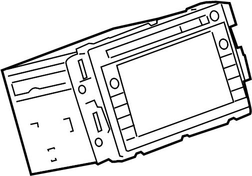Gm Radio Display