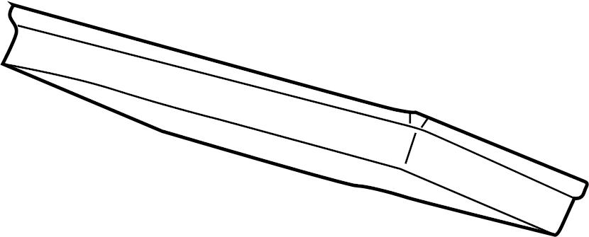 1998 chevrolet corvette air filter  element  filter