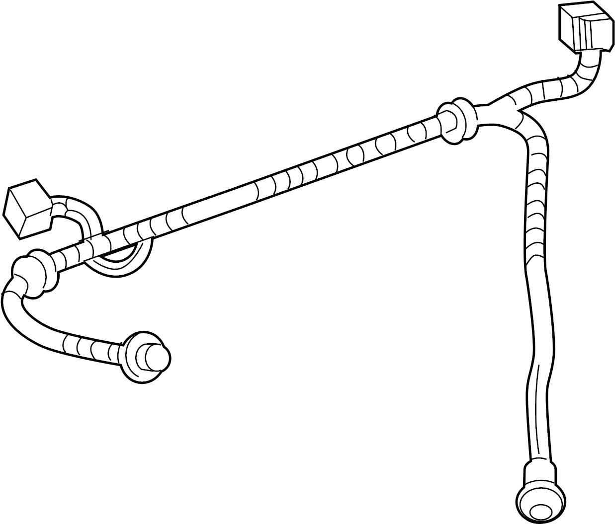 2010 chevrolet silverado 1500 harness  w  o dual rr wheels