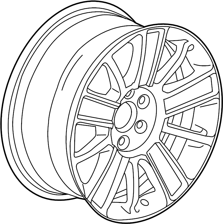 Gmc Sierra 1500 Wheel