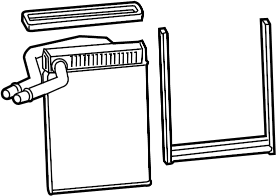 chevrolet silverado 3500 hd blower motor  heater  heater core  cadillac  chevrolet  chevrolet