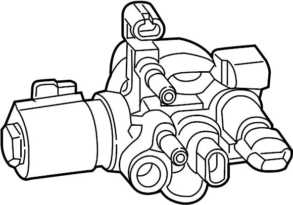 2010 gmc savana 2500 valve  chevrolet  gmc
