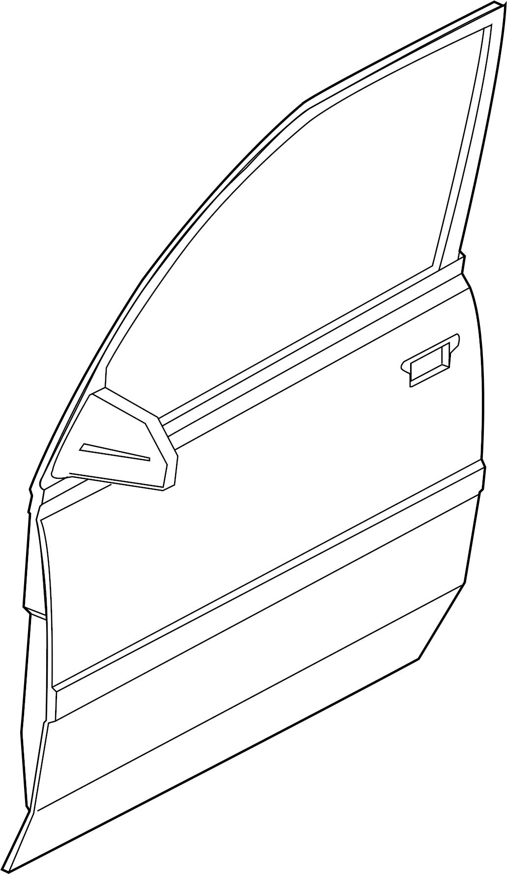 1999 chevrolet tracker mldg dc  molding  side molding  4 door  standard  4 door  zr2