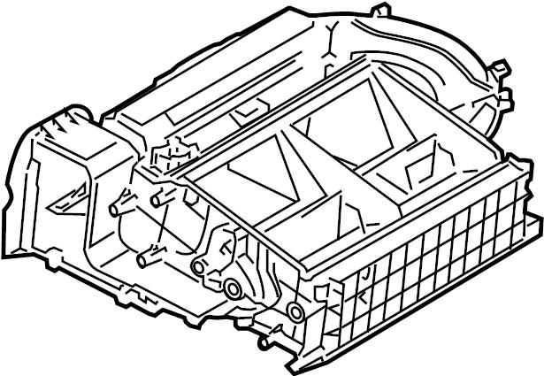 10364914 - pontiac case assembly