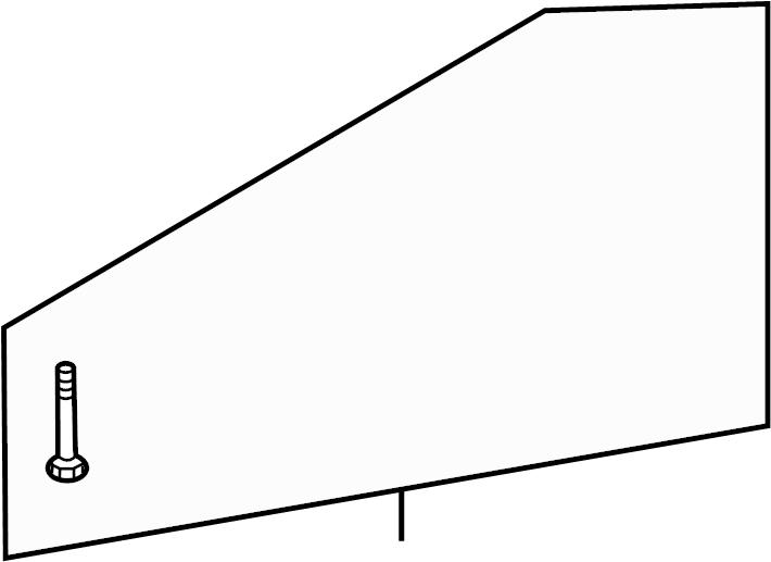 15218622 - pontiac arm  control  assembly