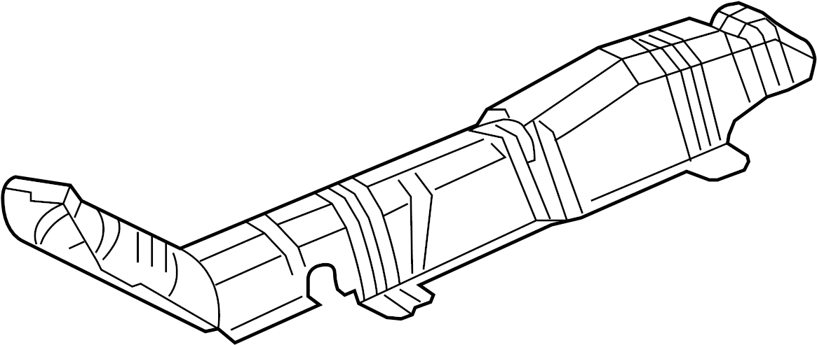 Pontiac G5 Shield  Heat  Exhaust