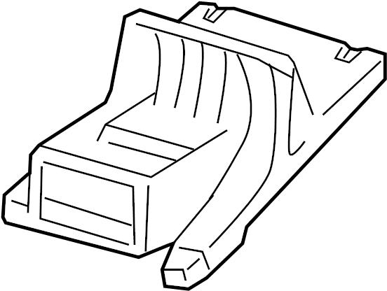 15185526 - Pontiac Seal  Steering  Bracket  Column   Upper  Lower   Assembly