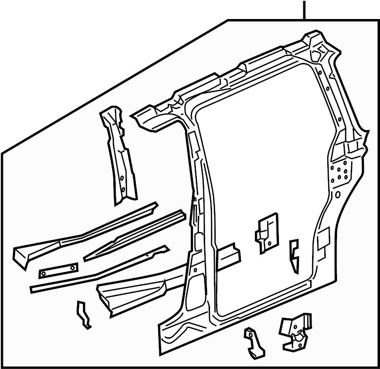 2000 chevrolet uniside  long w u0026 39 base  long wheelbase  w  dual doors