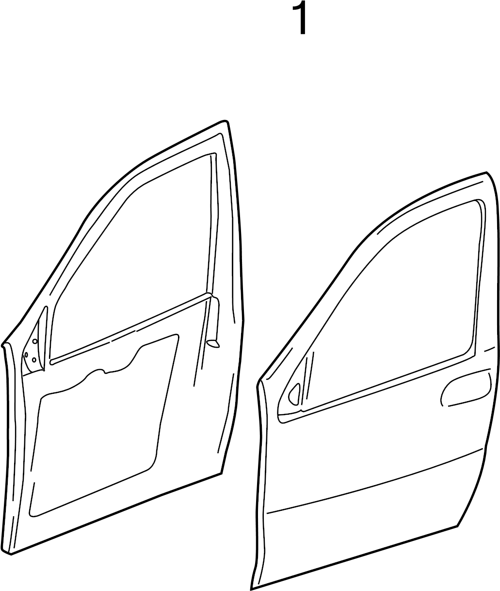 2005 pontiac montana sv6 parts diagrams